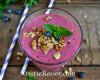 Berry Oatmeal Smoothie